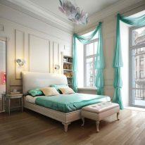 Элитная тюль для спальни
