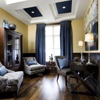 Элитные шторы для кабинета