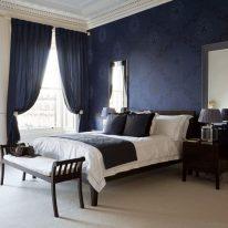 Итальянские шторы для спальни