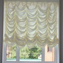 Красивые французские шторы