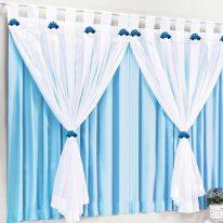 Модные шторы и занавески в детскую