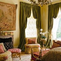 Плотные итальянские шторы