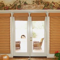 Римские шторы для дверей