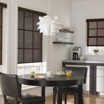Рулонные шторы для модной кухни