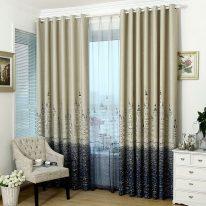 Уникальные шторы для спальни