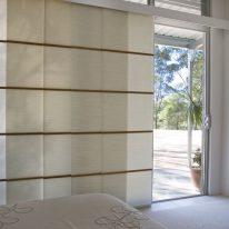 Японские панели на двери