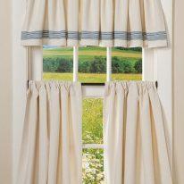Занавески из плотной ткани