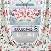 Ткани Indes Fuggerhaus Spring 2015 - фото