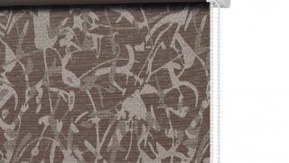 Рулонная штора стандарт 130x60 см (15)