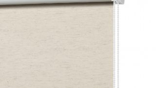 Рулонная штора стандарт 130x60 см (2)