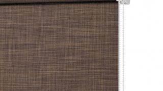 Рулонная штора стандарт 130x60 см (38)