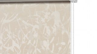 Рулонная штора стандарт 130x60 см (40)