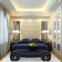 Гардини для спальні
