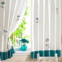 Красиві штори для кухні