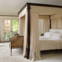 Красиві штори в спальню