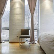 Оксамитові класичні штори