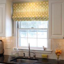 Римські штори для кухні