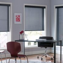 Рулонні штори для кабінету