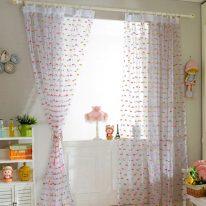 Тюль для дитячої кімнати