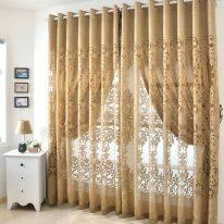 Тюль і штори для спальні