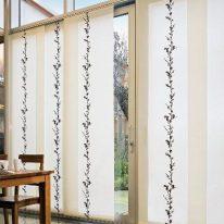 Японські панельні штори