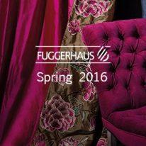 Тканини Indes Fuggerhaus Spring 2016 - фото