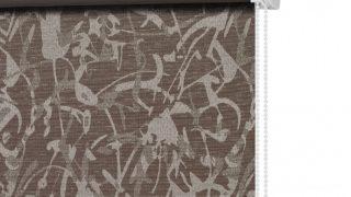 Рулонна штора стандарт 130x60 см (15)