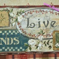 Шпалери Chesapeake Family and Friends FFR65403B AA - фото