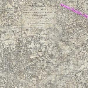 Шпалери Wallquest Regents Park 19078-0-rt80908 - фото