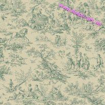 Шпалери Wallquest Toiles de Jouy 2 TL61404 - фото