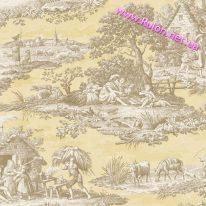 Шпалери Wallquest Toiles de Jouy 2 TL61703 - фото