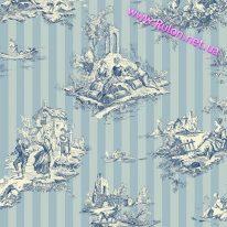 Шпалери Wallquest Toiles de Jouy 2 TL63502 - фото