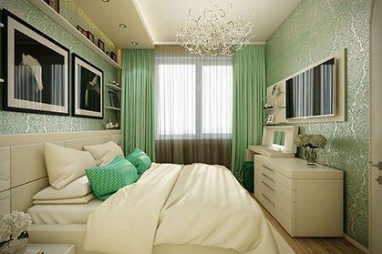 шпалери маленька кімната