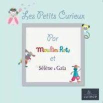 Шпалери Lutece Les petits curieux - фото