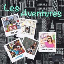 Шпалери Lutece каталог Les Aventures