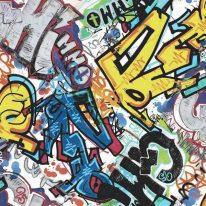 Шпалери Decoprint What's Up 2 WU20665 - фото