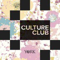 Шпалери York Culture Club - фото