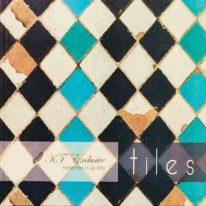 Шпалери KT Exclusive каталог Tiles