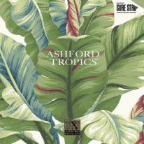 Шпалери York Ashford Tropics - фото
