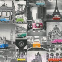 Шпалери PS International Collage 42509-10 - фото