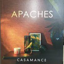 Шпалери Casamance Apaches - фото