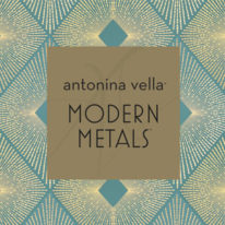 Шпалери York Modern Metals - фото