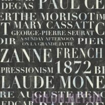 Шпалери KT Exclusive French Impressionist FI70302 - фото