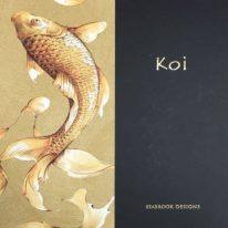 Шпалери Seabrook каталог Koi