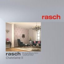 Шпалери Rasch каталог Chatelaine II
