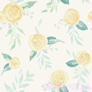 Шпалери York Magnolia Home Artful Prints + Patterns MK1127 - фото