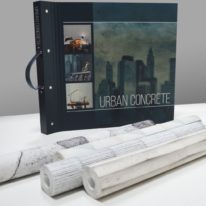 Шпалери Decoprint каталог Urban Concrete