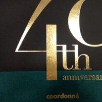 Шпалери Coordonne 40th Anniversary - фото