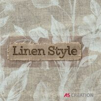 Шпалери AS Creation Linen Style - фото