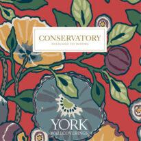 Шпалери York Conservatory - фото